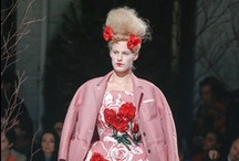 Roses and Clothes / How the great rose finds its way into couture...
