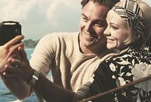 The Great Gatsby / And I like large parties. They're so intimate. At small parties there isn't any privacy. The Great Gatsby