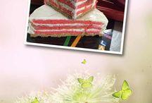 Taart enzo / De taarten van de bakkers Lamers waar alles kan... In overleg, vervullen we graag je wens. Vanaf 20 personen.