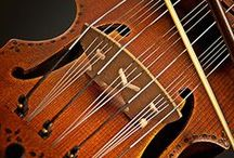 Musical Instruments and curiosities / by Mirte