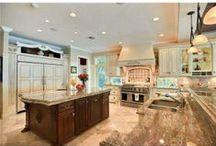 Central Florida Kitchens - Amazing Kitchens from Winter Park, Orlando, Winter Park and More! / We spend a lot of time looking at real estate in Central Florida; here are some kitchens that caught our eye from Orlando, Windermere, Winter Park, and more!