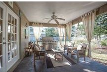"""Great Outdoor Spaces- Central FL Homes / Here are those home outdoor spaces that make you think anything from: """"Wouldn't that be nice"""" all the way to """"OMG."""" We've got more everyday!"""