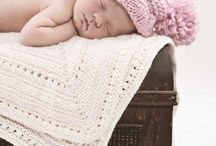 Knitting Baby Blanket