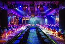 Lightspace {REAL} Warehouse Events / With a blank canvas at your disposal event possibilities are endless!