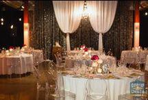 Ceremony to Reception Room Flip / Space 1 transformed from Ceremony to Reception  Bliss...