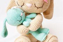 Amigurumi & Crochet Dolls