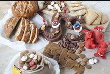 Sinterklaas / Als hofleverancier van Sinterklaas  Zijn de bakkers Lamers dag en nacht bezig om met de beste grondstoffen het lekkerste voor jou te maken.
