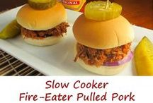 Slow Cooker / Recipes for the slow cooker.