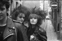 trad goth + punk / The originals and best