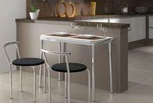Cozinha | Toque a Campainha / Sua cozinha com praticidade e móveis de qualidade. Confira em:  http://goo.gl/v3Tu2z