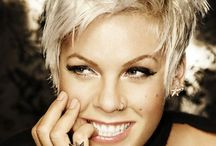 P!NK / I'm in love!  / by Astrid O'Brien