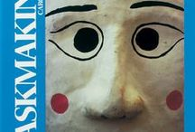 Puppets and Masks / Books about puppets and masks
