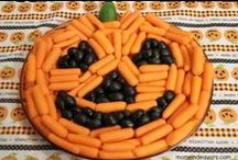 Healthy Halloween / Trick yourself into eating healthy treats