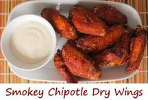 Chicken Wings / Great chicken wing recipes from www.lifesatomato.com