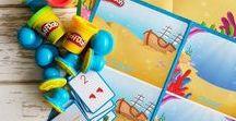 Spelen. - Play time / Spelen. Super Ieuke DIY ideeën om te maken voor kinderen om mee te spelen. Play time. DIY ideas to play with.  BMelloW.nl