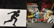Fall Sports Collection / Fitness Themed Gifts