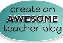 Teacher Blogging