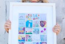 Displaying Artwork / Looking for wonderful ways to display your children's artwork? Here they are! Frames, Digital Artwork, displays and more are all here for you.