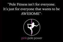 Pole Humor and Inspiration