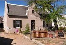 Cape Dutch Houses