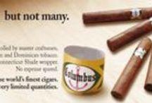 Columbus Cigar / Columbus Cigar: Branding, Advertising design