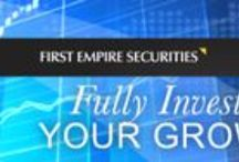 First Empire Securities / First Empire Securities: Branding, Marketing, Video production, Website design