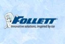 Follett Ice / Follett Ice: Commercial Ice, Water & Beverage Dispensers, Machines, Bins & Carts.