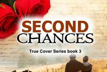 """My book """"Second Chances"""" (Book #3 in the """"True Cover"""" series) / Here are some photos that gave me inspiration while I was writing """"Second Chances"""""""