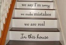 HOME SWEET HOME........