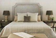 Create | Restful Retreats / Beautiful, relaxing and sophisticated bedrooms and living rooms