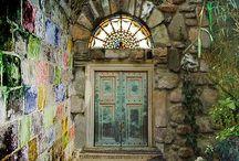 Doors / Der Veränderung die Tür schließen hieße, das Leben selber aussperren.