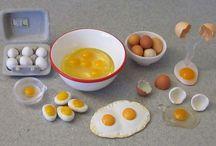 Miniature - food