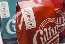 Coffee #packaging & #branding / Repositorio de trabajos de diseño y branding para nuestros post de http://www.makamo.es varios autores.
