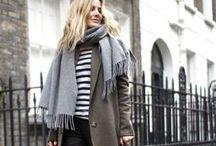 Fall/Winter Fashion / Inšpirácia outfitov na jeseň a zimu