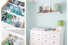 Nursery Ideas / We love these adorable nurseries - do you have one to share?