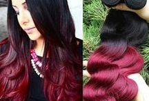 Ombre Hair / Different Kinds Of Ombre Hair Extensions