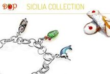 Sicilia Collection / Discover #gioiellidop Sicilia Collection. Sterling Silver and Enamels Costume Jewelry, entirely handmade in Italy. Create your favorite recipe on www.gioiellidop.com/store