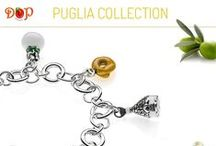 Puglia Collection / Discover #gioiellidop Puglia Collection. Sterling Silver and Enamels Costume Jewelry, entirely handmade in Italy. Create your favorite recipe