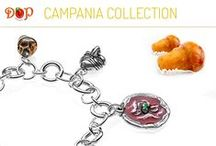 Campania Collection / Discover #gioiellidop Campania Collection. Sterling Silver and Enamels Costume Jewelry, entirely handmade in Italy. Create your favorite recipe on www.gioiellidop.com/store