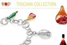 Toscana Collection / Discover #gioiellidop Toscana Collection. Sterling Silver and Enamels Costume Jewelry, entirely handmade in Italy. Create your favorite recipe