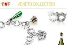 Veneto Collection / Discover #gioiellidop Veneto Collection. Sterling Silver and Enamels Costume Jewelry, entirely handmade in Italy. Create your favorite recipe