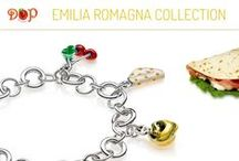 Emilia Romagna Collection / Discover #gioiellidop Emilia Romagna Collection. Sterling Silver and Enamels Costume Jewelry, entirely handmade in Italy. Create your favorite recipe