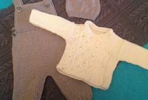 Вязание / Вязание спицами