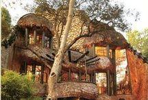 Exterior Lodge Inspiration / Ideas