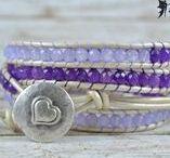 Wrap leather bracelets by Bejewel / Wrap leather bracelets. www.bejewel-shop.com