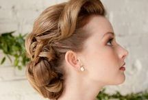 Hair Styles / Because we love hair and we love what you can do with it.