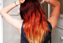 Ombre / We're all over this trend.