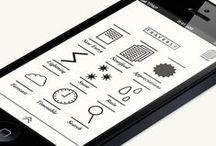 design interface & services / Interfaces au sens large. Ce qui est entre deux espaces/états. Interfaces graphiques et tangibles.