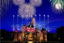 Disneyland ❤️ / Disneyland, Disneyland, Anaheim, California. California Adventure
