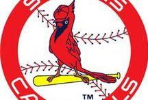 St. Louis Cardinals Baseball / by Stan Weidner